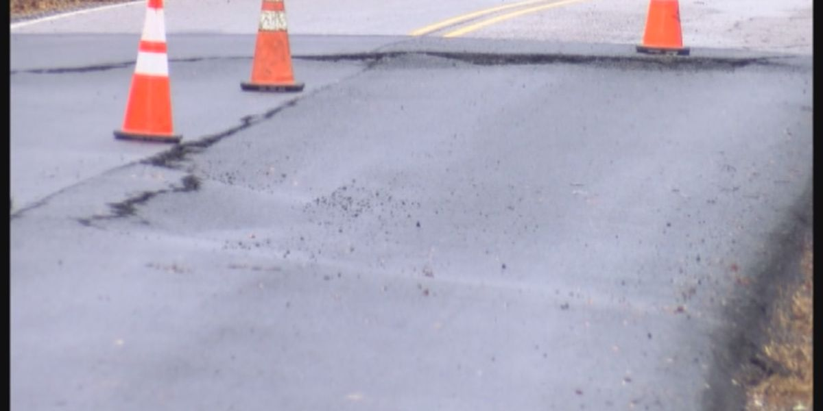 Officials estimate flooding causes $6 million in damage to Jackson county roads