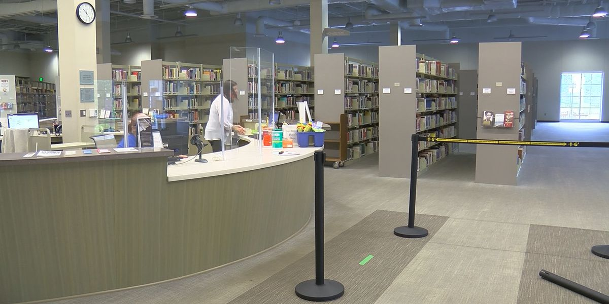 Athens-Limestone Public Library offering curbside pickup