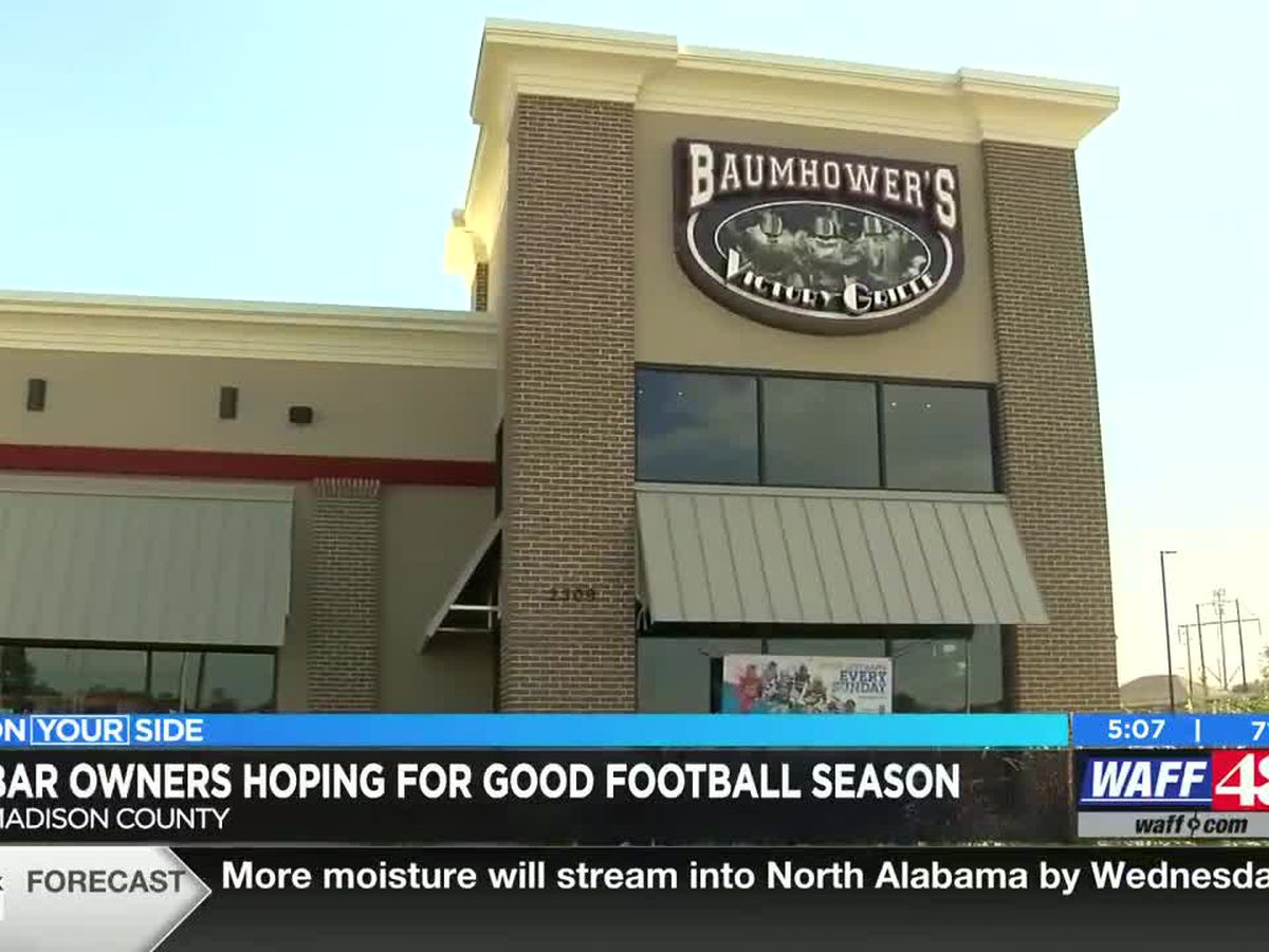 Local bars hope for a Successful Football Season