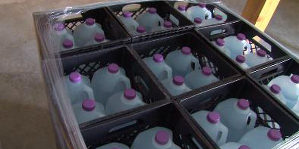 FIRST ALERT: Residents concerned over water donations in Lawrence and Morgan counties