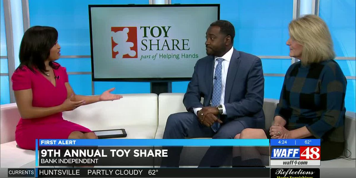 Bank Independent Toy Share 2019: How you can help