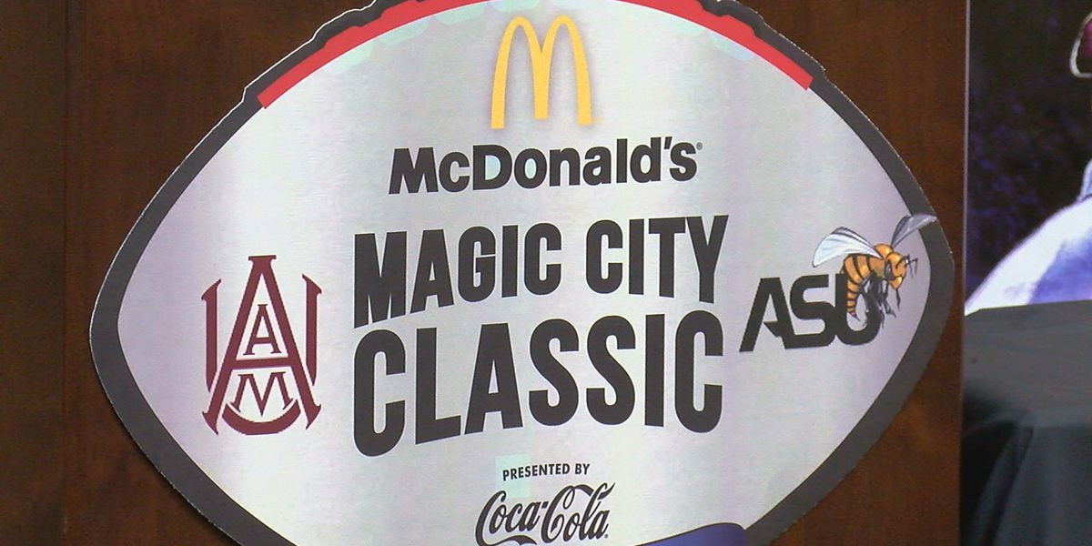 Watch the Magic City Classic Parade on Saturday