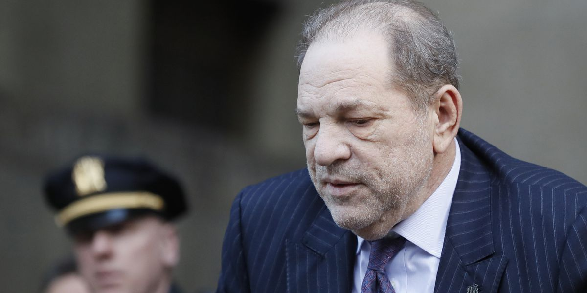 Lawyer: Hospitalized Weinstein is 'energized' about appeal
