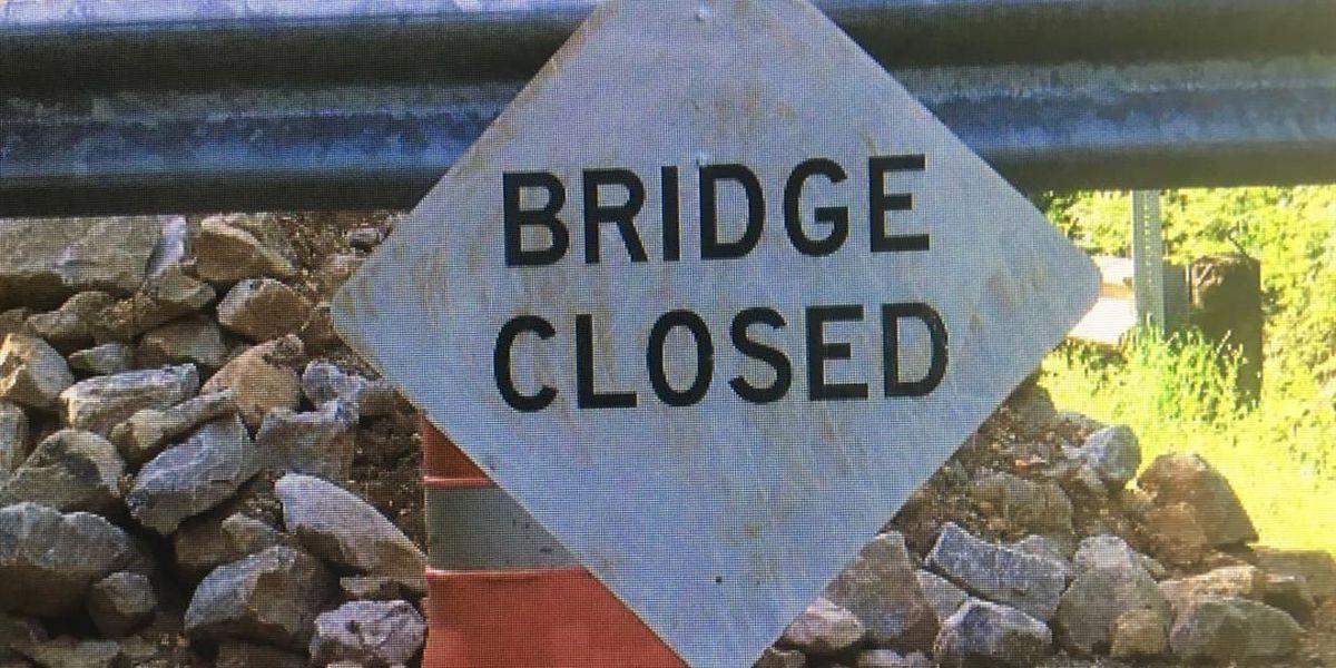 Several Shoals bridges need maintenance