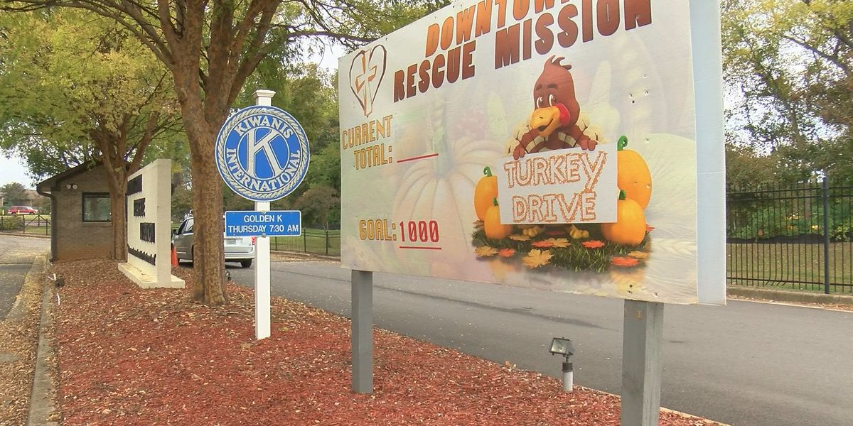 Turkey box giveaway sign-ups coming to Huntsville Downtown Rescue Mission