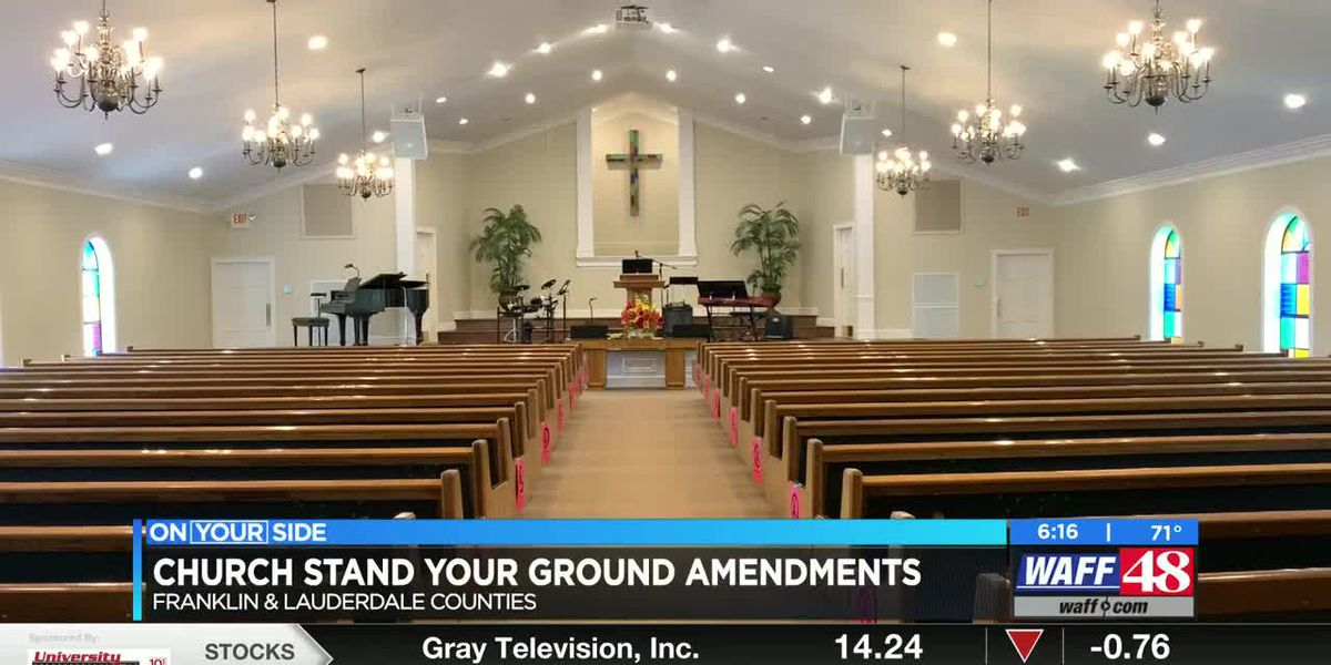 Church Leaders Discuss Stand Your Ground Amendments