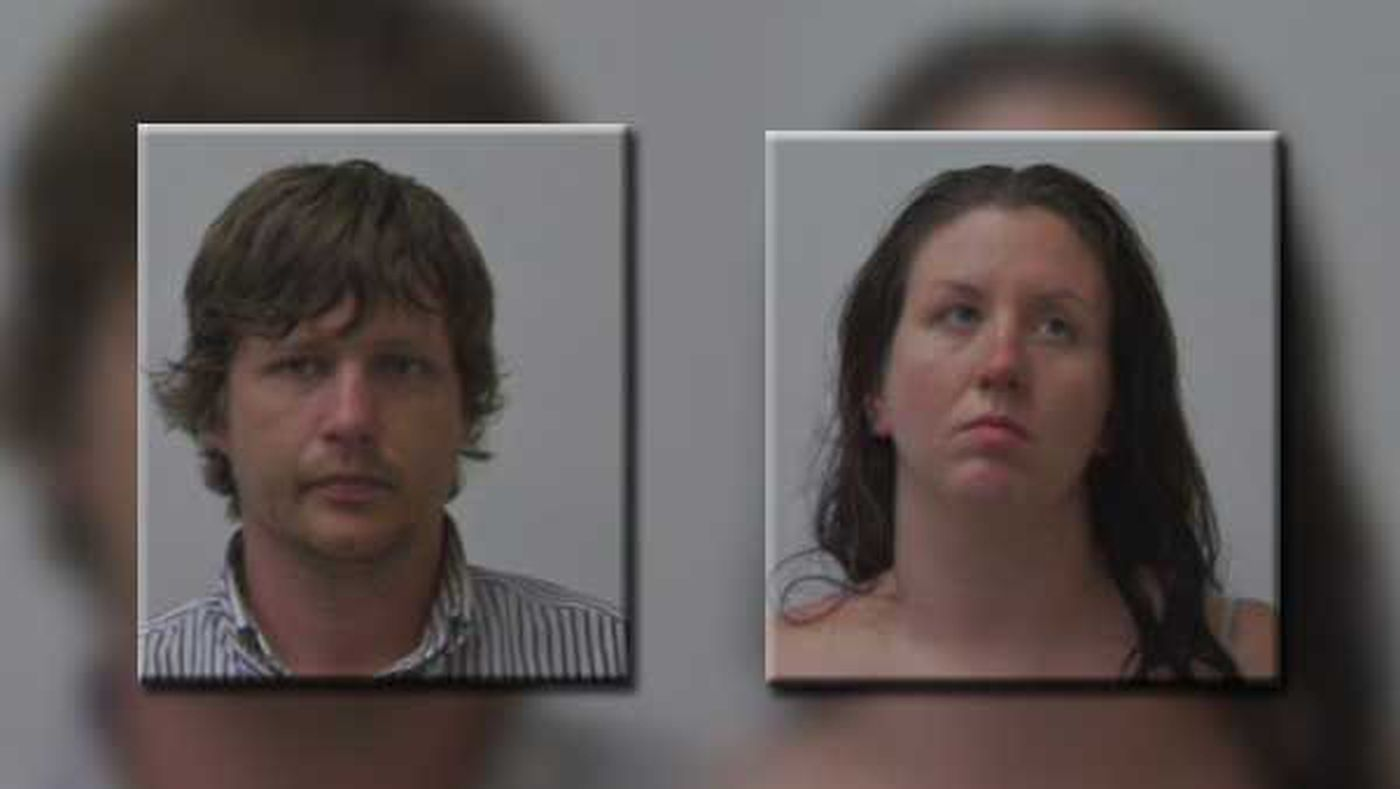 2 arrested on meth-related charges