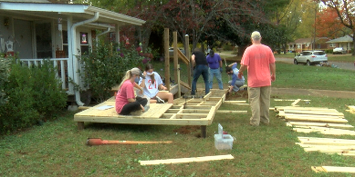 CASA of Madison County: Wheelchair ramps cost twice as much due to pandemic