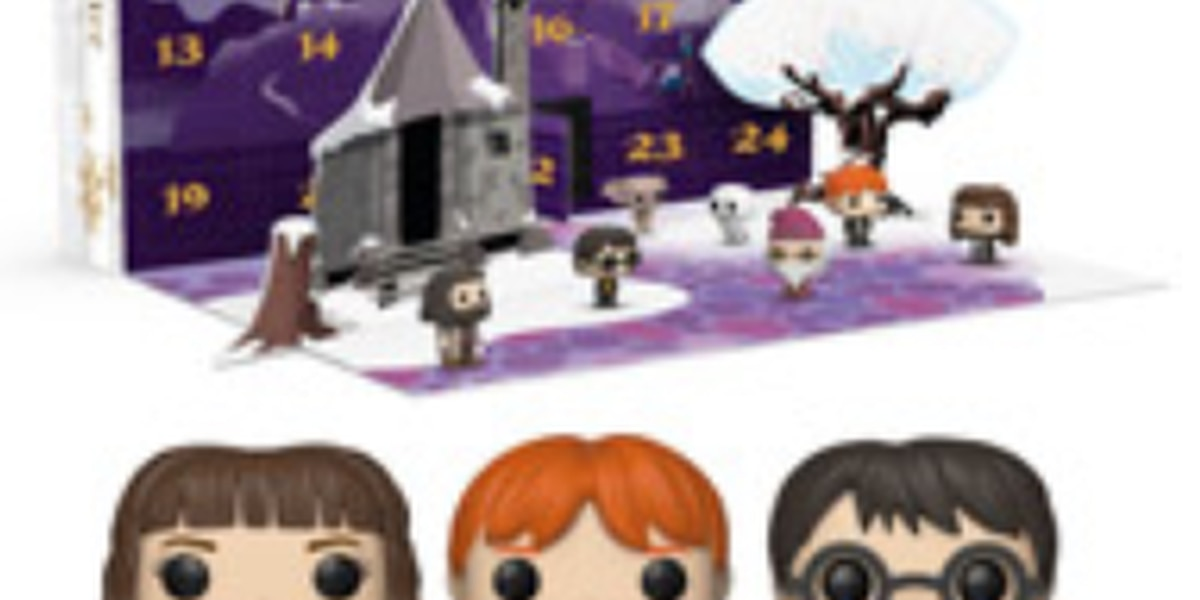 Harry Potter Advent Calendar.Accio Advent Calendar Harry Potter Advent Calendars To Be Released