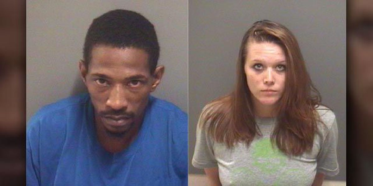 Morgan County traffic stop leads to drug bust, 2 arrested