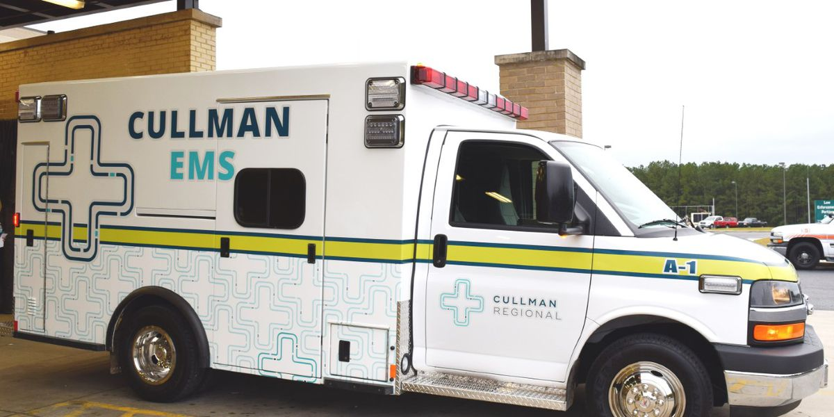 $2,000 sign-on bonus offered for paramedics in Cullman