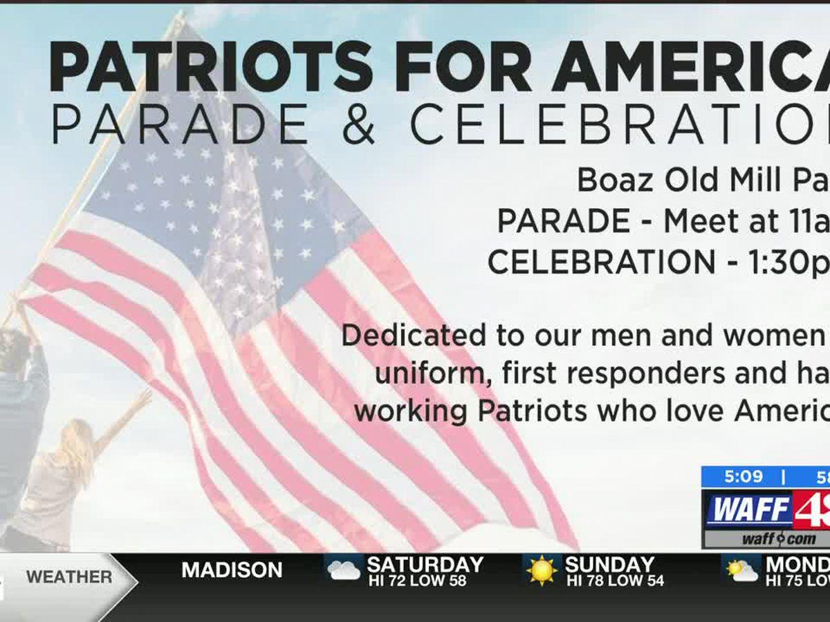 Patriots for America Parade and Celebration