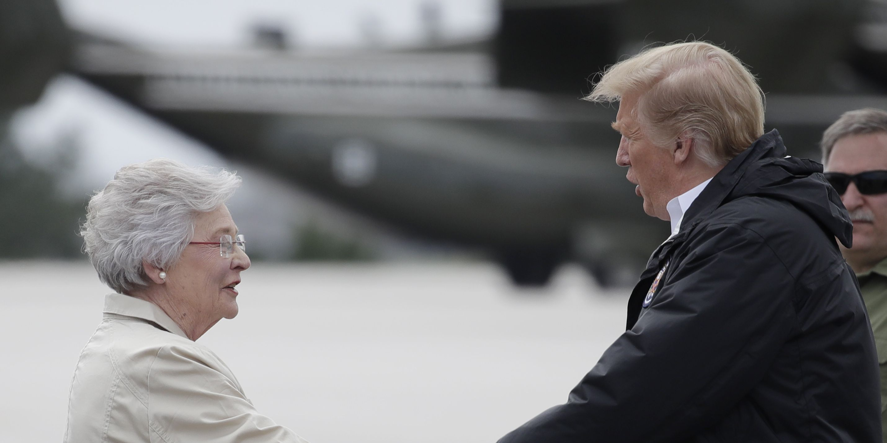 Alabama leaders send prayers, messages of encouragement to President & First Lady