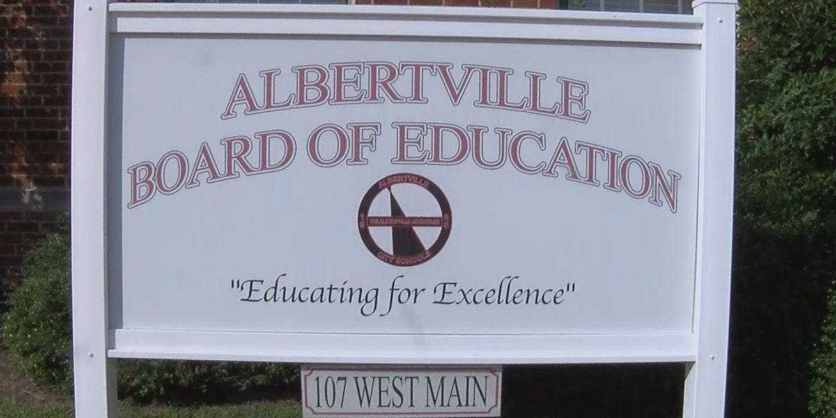 Albertville City Schools full-time employees receive $400 appreciation bonus
