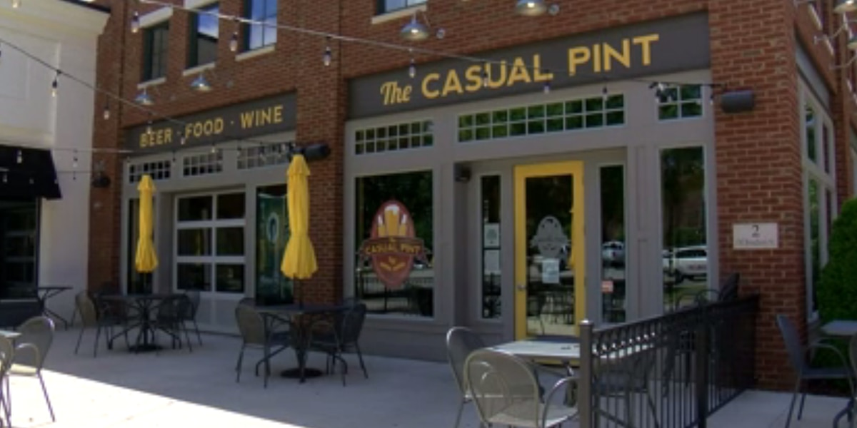 The Casual Pint employee tests positive for COVID-19