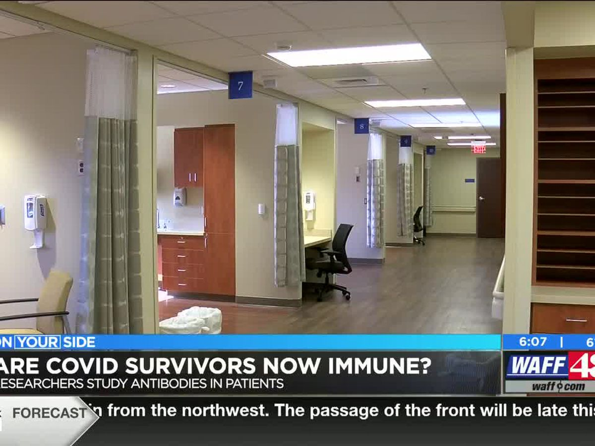 Could COVID survivors be immune to getting the virus again?