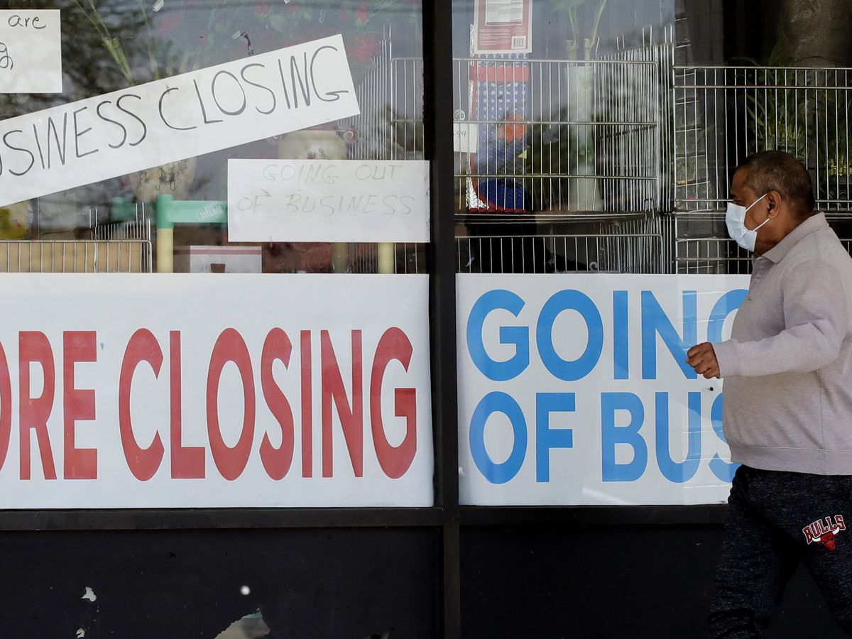 US jobless claims rise to 778,000 as pandemic worsens