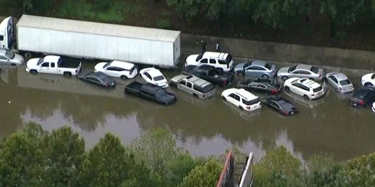 Houston area sees relief, rescues after Imelda leaves 4 dead