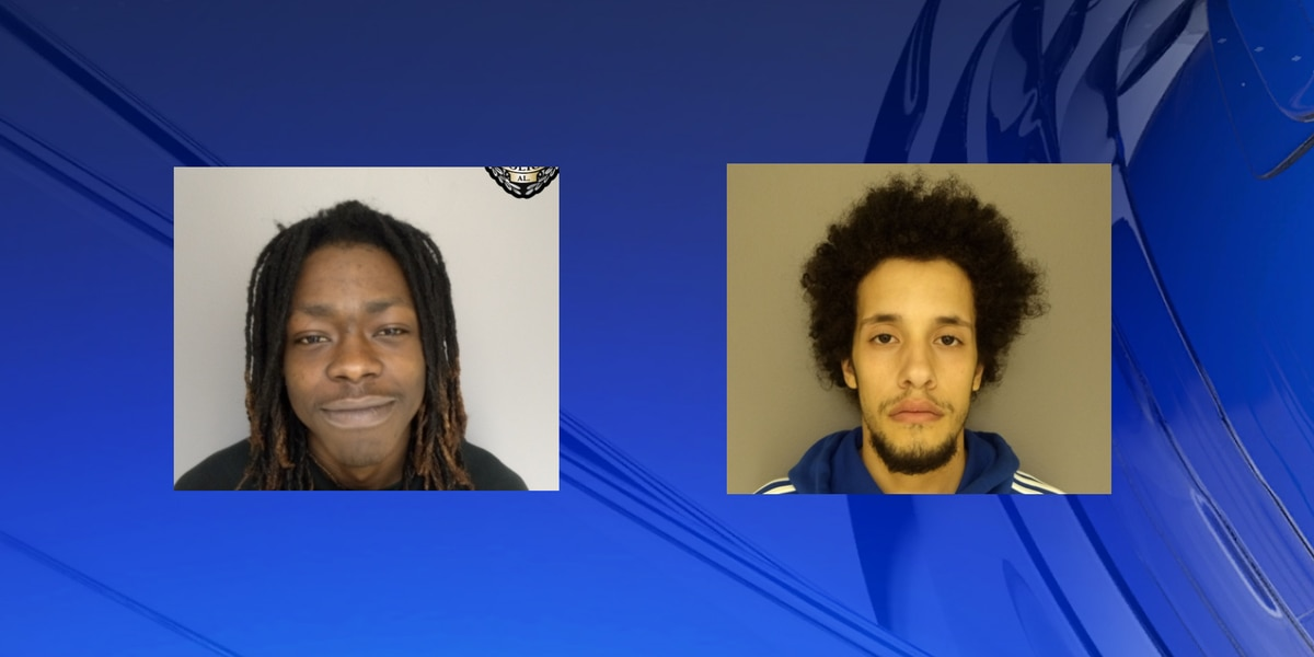 UPDATE : Police arrest 2 suspects for shooting into unoccupied Decatur home, vehicle