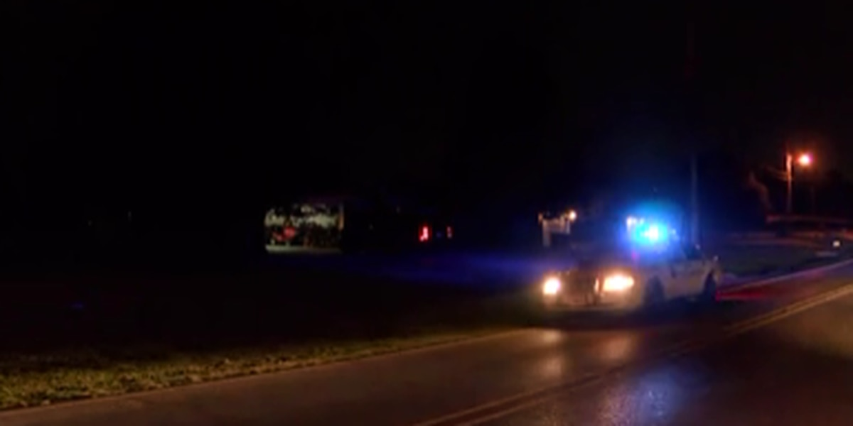One person shot on Moores Mill Road overnight