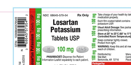 Another hypertension tablet recalled due to impurity