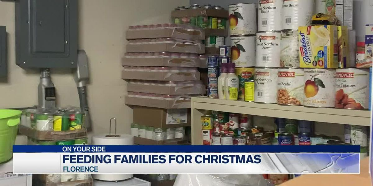 Area Day centers serving meals to homeless, those in need on Christmas