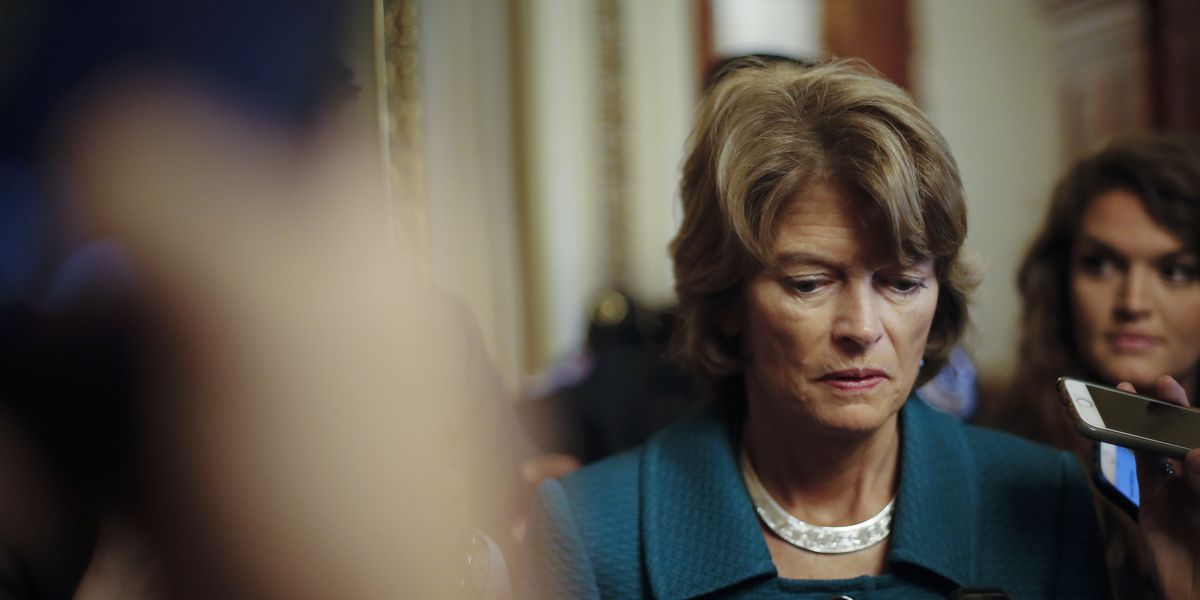 Alaska GOP to weigh potential action against Murkowski