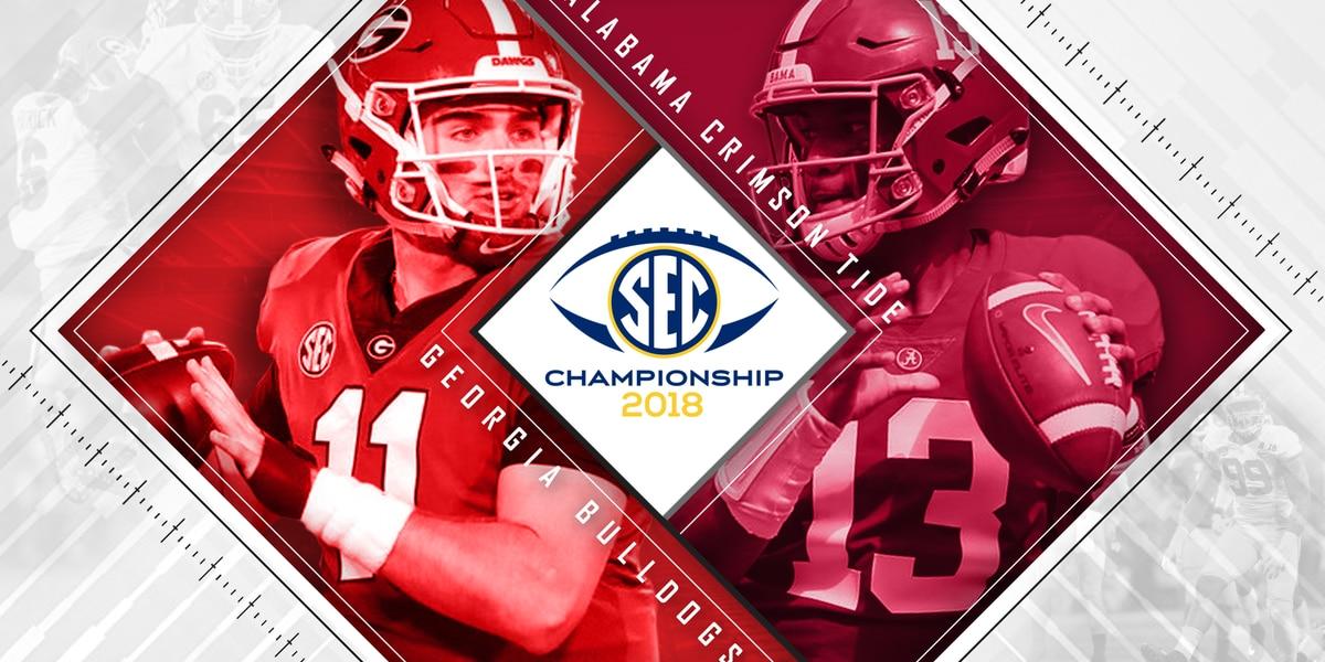 Videos: SEC Championship coverage