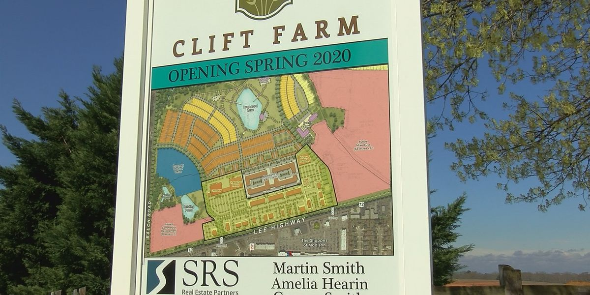 Madison's Clift Farm Development to generate $9 million worth of new roads in the area