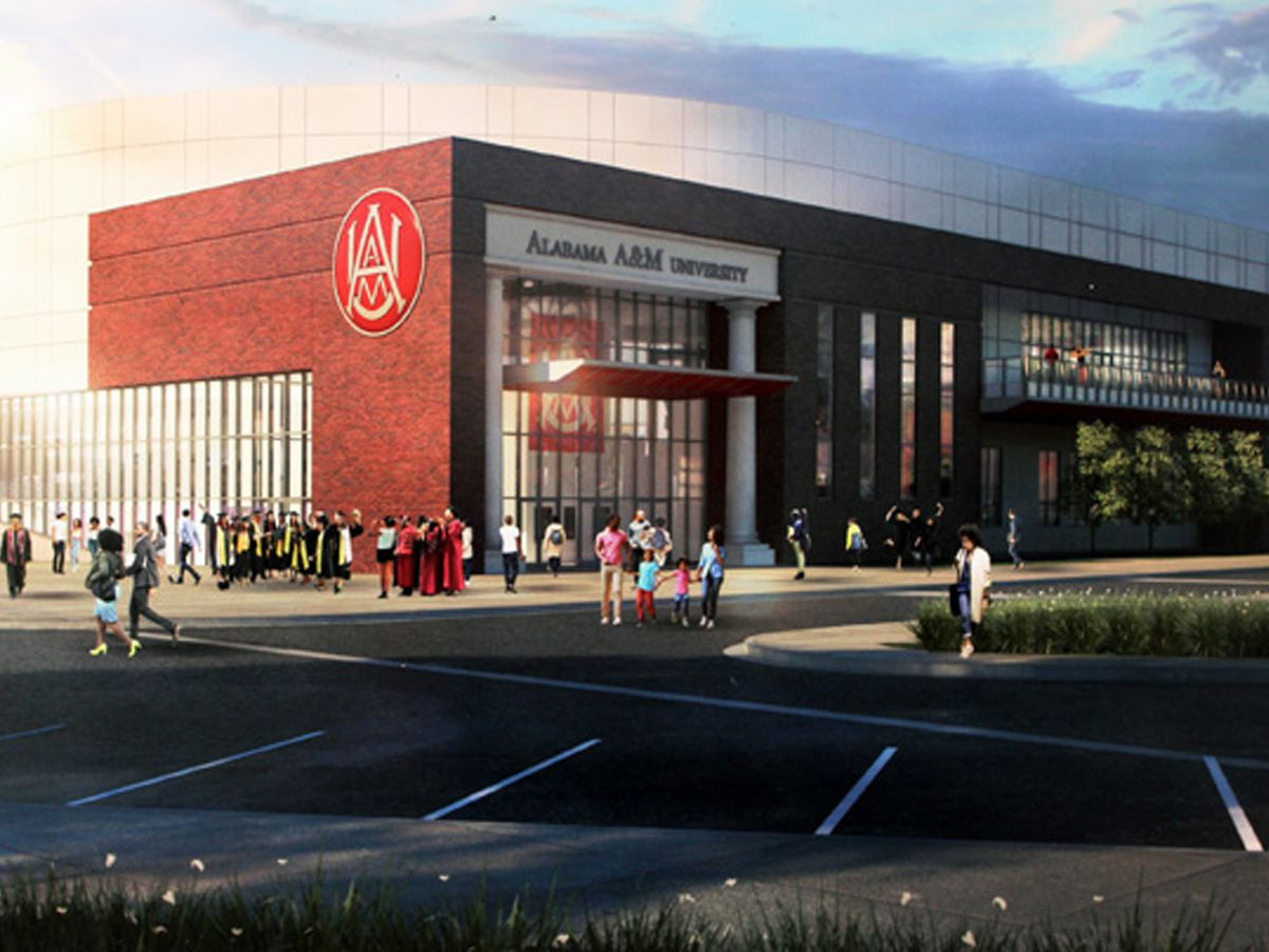 Construction starts on Alabama A&M Event Center