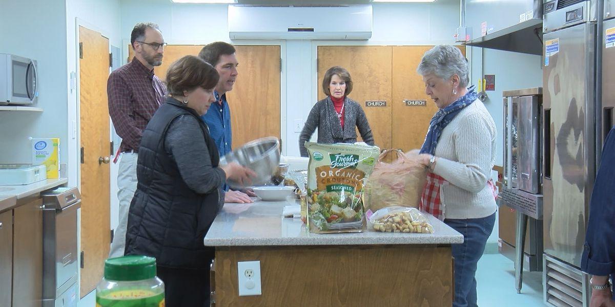 Huntsville church volunteers offering weekly dinners to furloughed workers