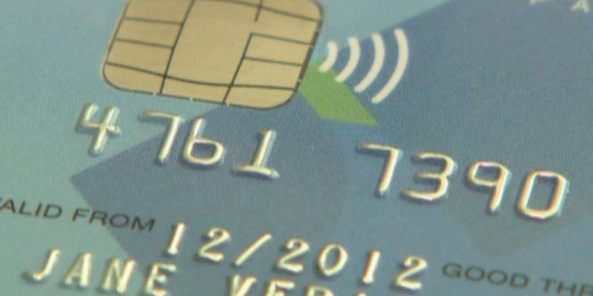 New card chip fraud protection regulations begin October 1
