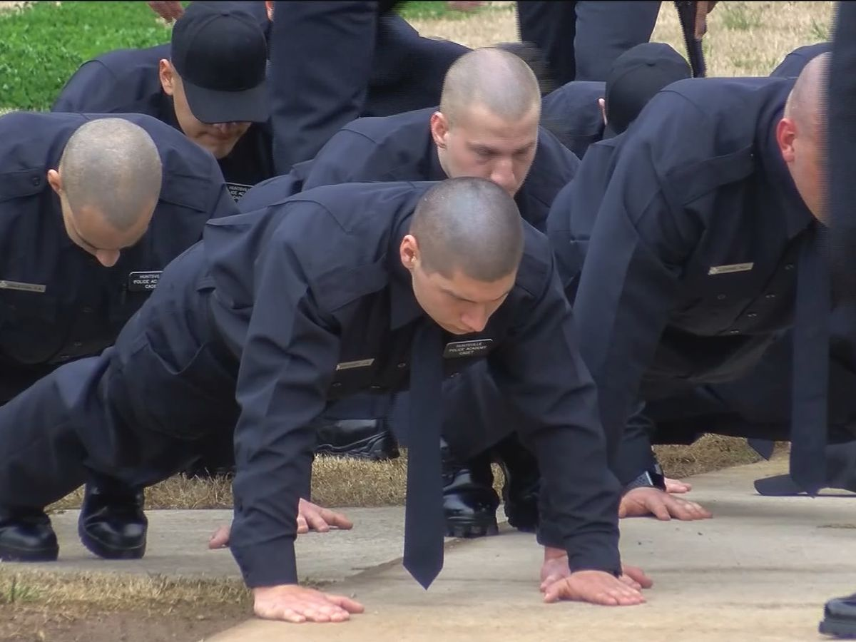 Huntsville Police Department is looking for new recruits