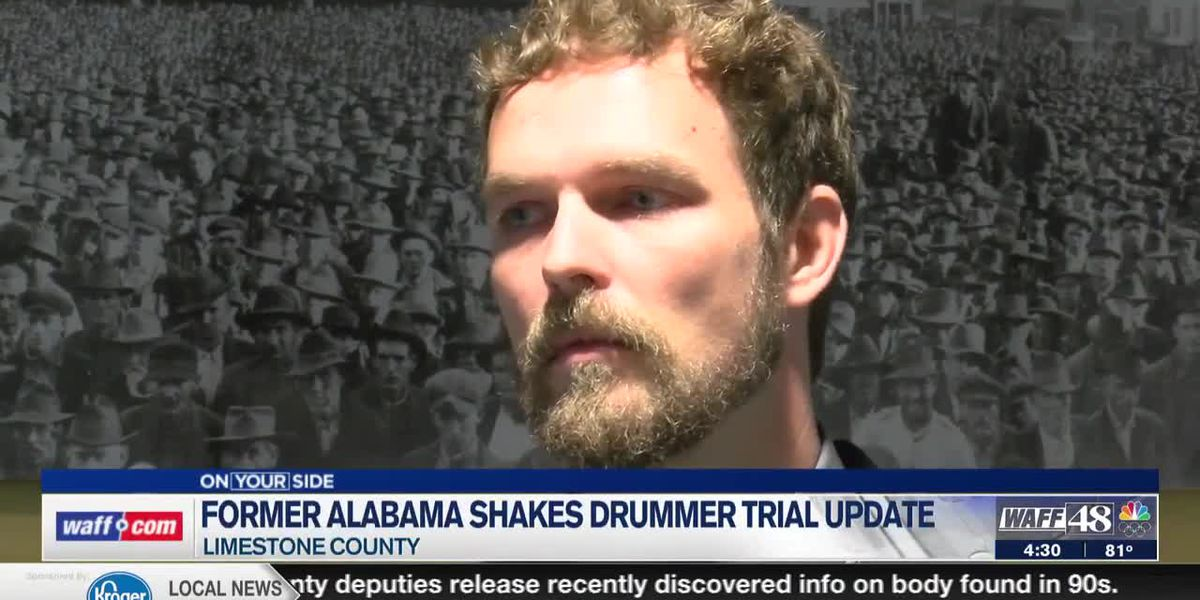 Alabama Shakes drummer facing a child abuse charge can now see children again