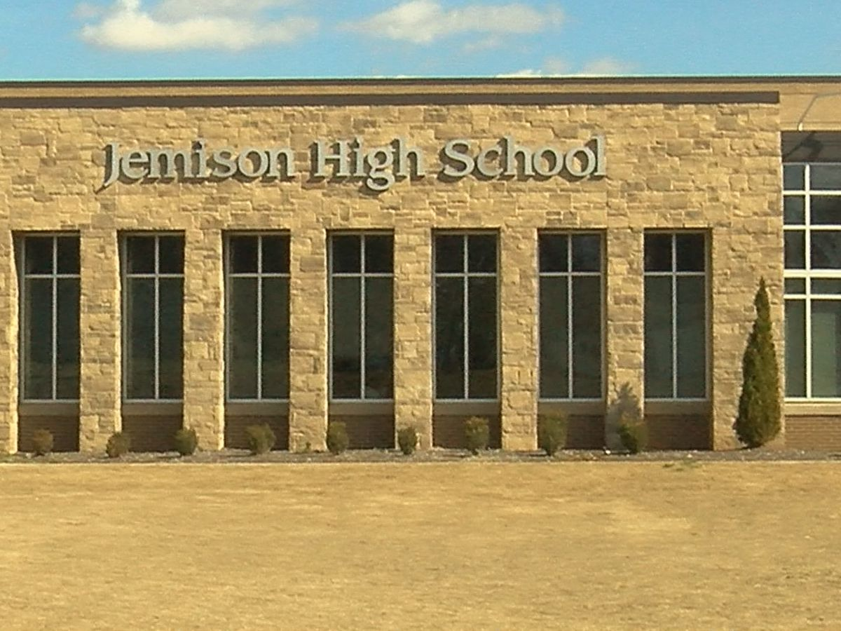 Jemison High School labeled as failing