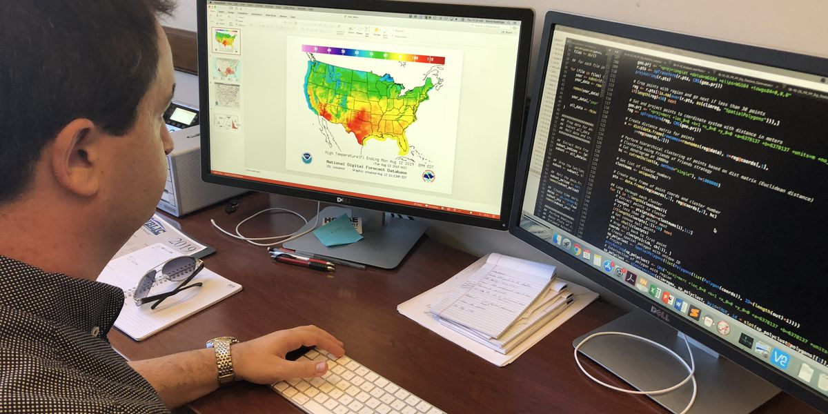 UA researcher studies why heatwaves are strengthening across the United States