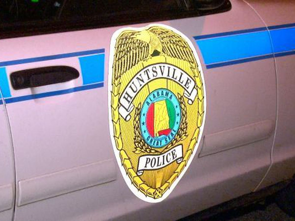 Huntsville police officer arrested for DUI