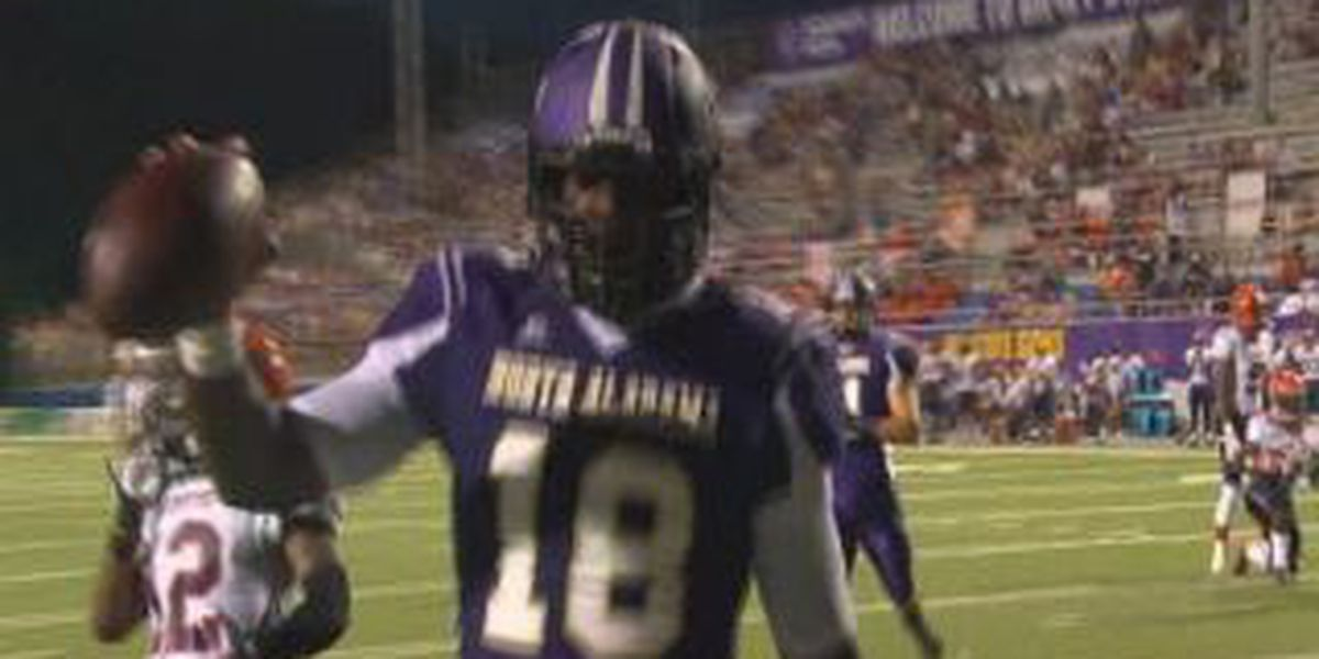 UNA faces rival in first round of Division II Playoffs