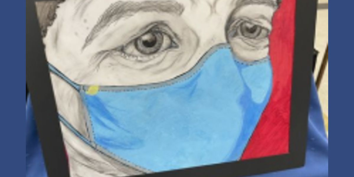 Arab High School student wins 4th Congressional District Art Competition
