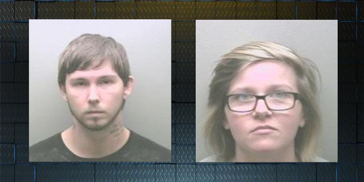 Albertville couple indicted for child abuse