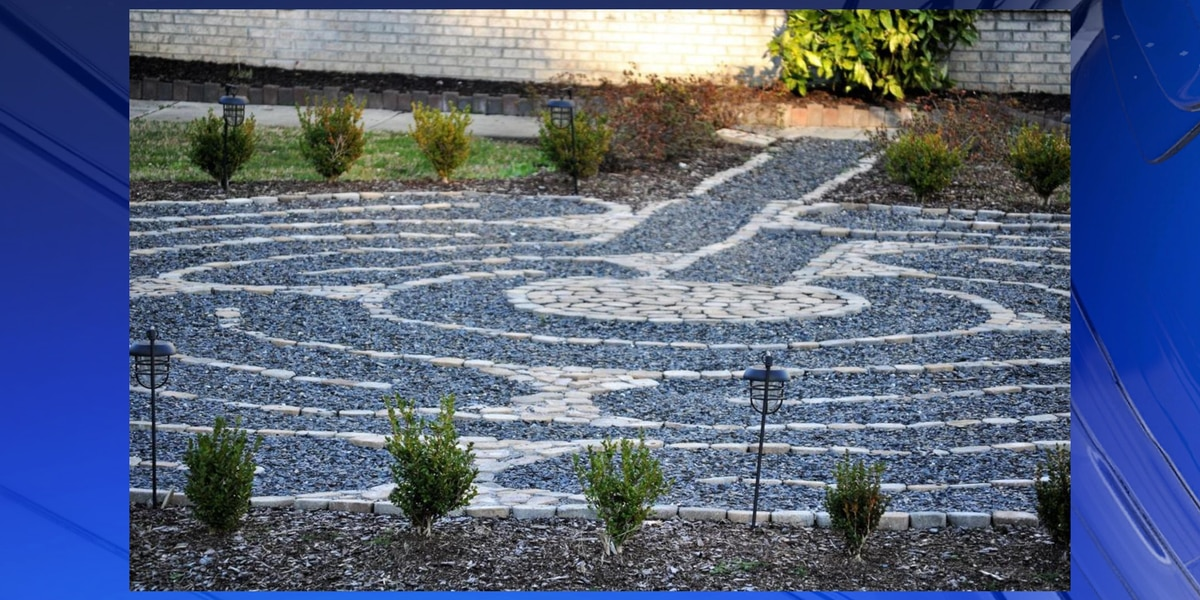 Peaceful Path: North Alabama labyrinths offer mental health boost