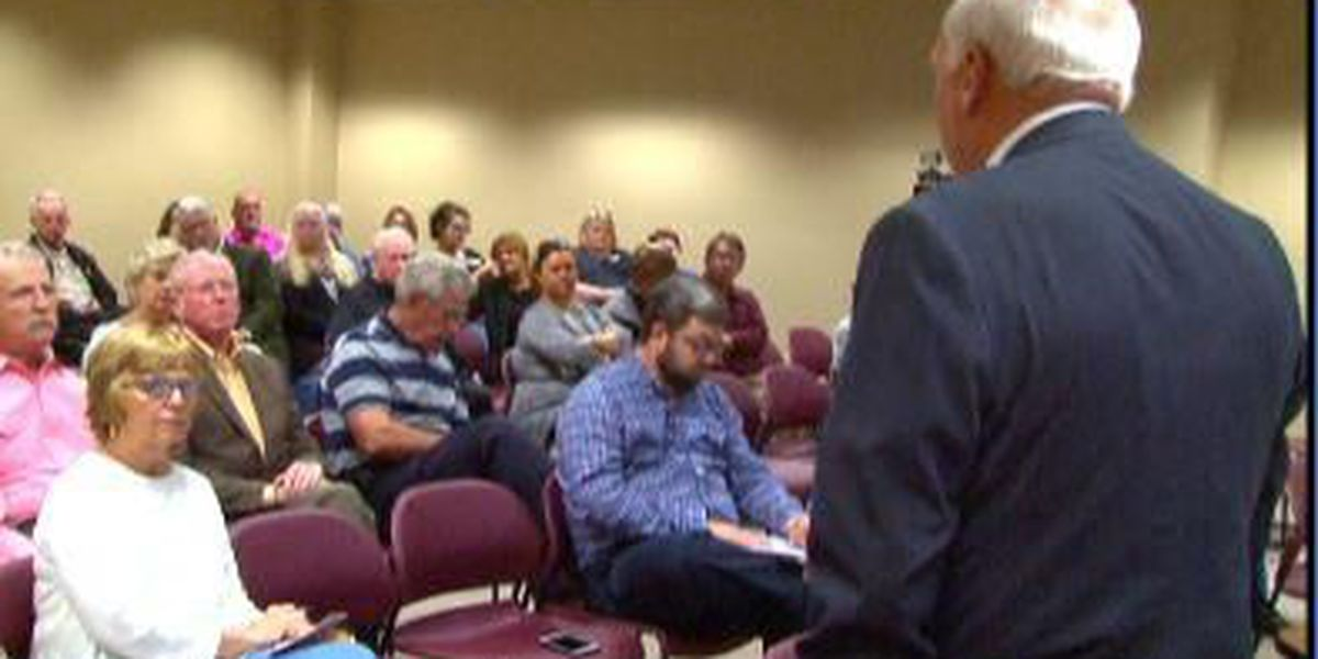 AL mental health commissioner discusses services, inmates at town hall