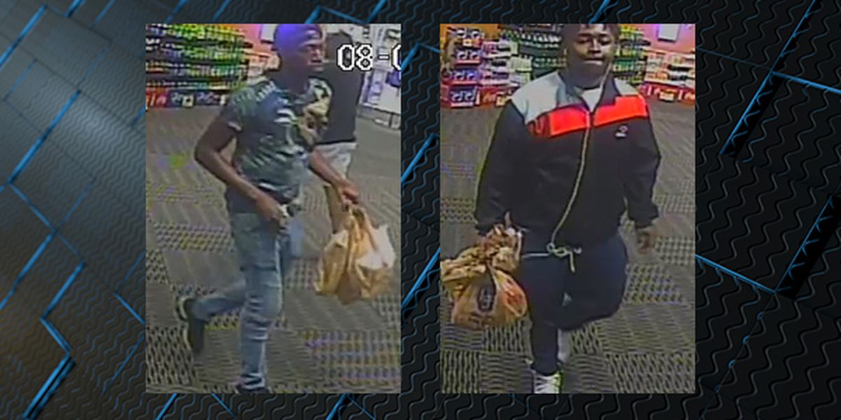 Crime Stoppers: 2 sought after fraudulent debit cards used around Huntsville