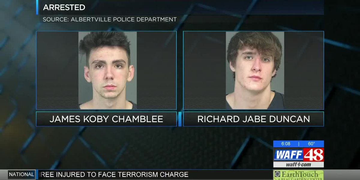 2 juveniles charged as adults after home invasion in Albertville