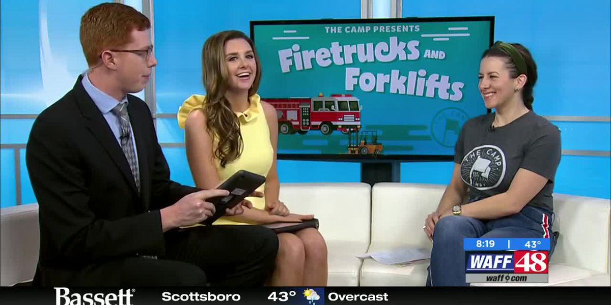 """The Camp at MidCity hosts """"Firetrucks and Forklifts"""" event"""