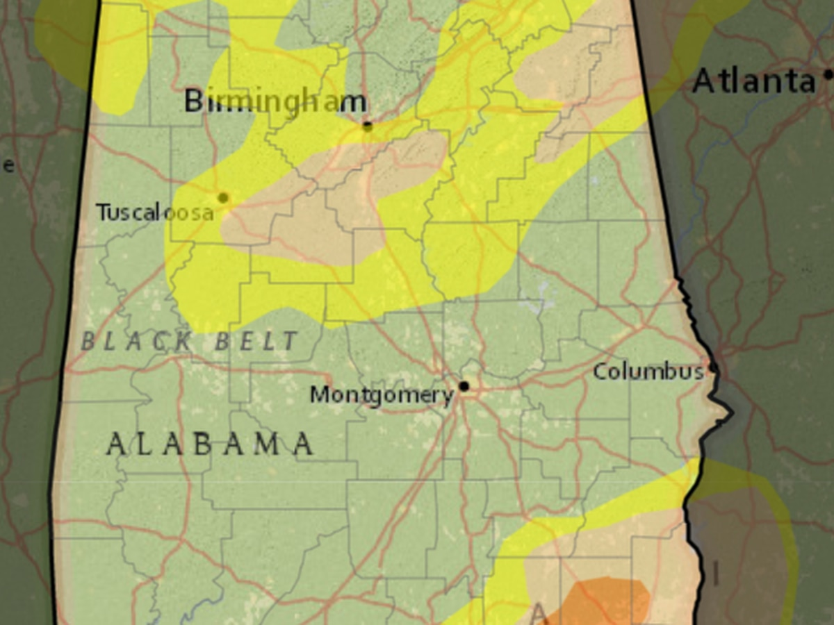 Wiregrass facing severe drought conditions