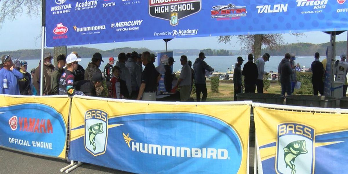 Bassmasters brings high school Southern Open tournament to Lake Guntersville