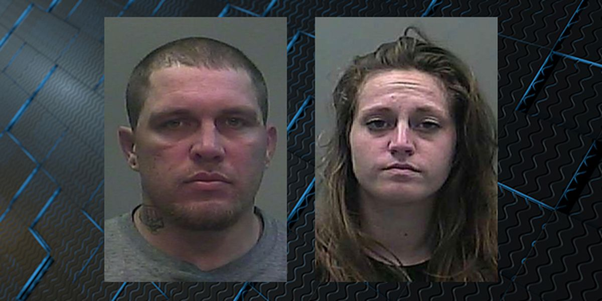 2 arrested following Wednesday's pursuit in Limestone County