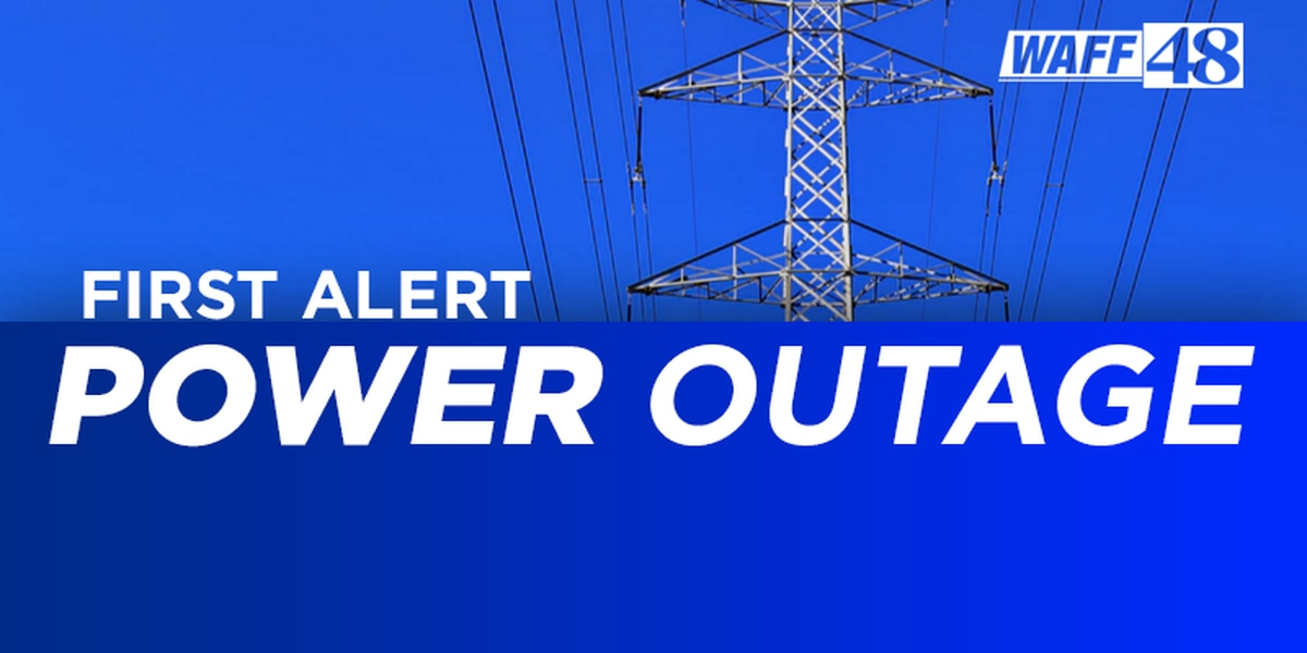 Crews respond to power outage in downtown Huntsville