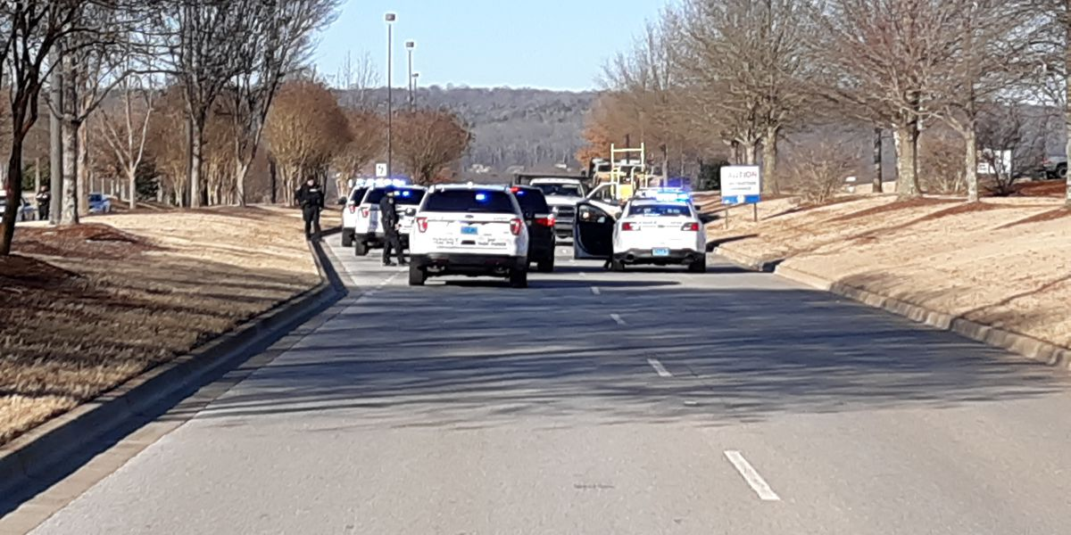 Man killed while unloading truck in Huntsville's Cummings Research Park